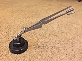 "Ring Half Shank Tweezer w/base 6 1/2"" repair soldering Jewelry repair st... - $25.69"