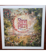"""Steve Perry """"Traces"""" 16 x 16 Cardstock Promo Poster - $19.95"""