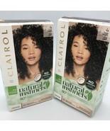 Lot of 2 Clairol Natural Instincts Dark Brown 4  Nutmeg Hair Color - $15.19
