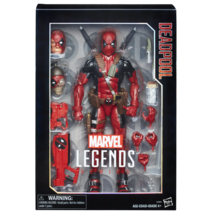 Hasbro Marvel Legends Deadpool 12 Inch Figure - $70.11