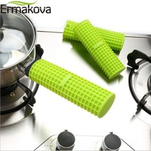 Ermakova® Silicone Hot Pot Handle Cover Holder Heat Protecting Hot Pot H... - $5.69