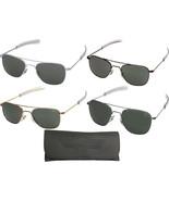 American Optics Aviator Sunglasses Air Force St... - $59.99