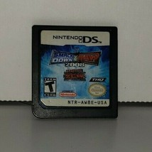 SMACK DOWN VS RAW 2008 NINTENDO game for ds 2ds and 3ds Cartridge Only. - $12.51