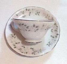 Sheffield Fine China Coffee Tea Cup Saucer Classic 501 Pattern - $6.93