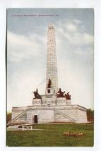 Lincoln Monument Springfield Illinois - $1.59