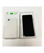 """MINT Google Pixel 3 64GB Unlocked 4G LTE 5.5"""" 12.2MP Camera - Clearly White - $232.21"""