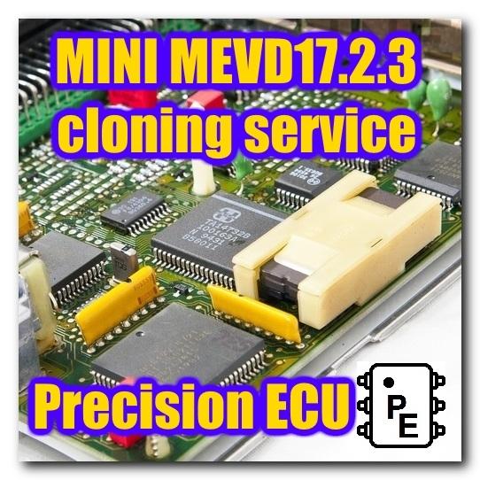 Mini Mevd17 2 3 Ews Cas Dme Ecu Engine and 49 similar items
