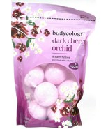 Bodycology Dark Cherry Orchid Vitamin E Enriched Moisturizing 8 Ct Bath ... - $17.99