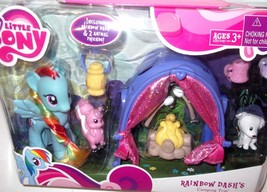 ~*Rainbow Dash's Camping Trip*~ G4 My Little Po... - $49.49