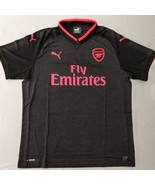 Arsenal 2017/18 Third Jersey Puma Fans Version %100 Original Short Sleeve - $39.00