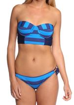 Splendid Marcel Stripe Crop Bra Bustier Cropped... - $29.70