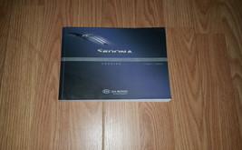 2009 Kia Sedona Owners Manual 04105 - $22.72