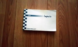 2004 Chevrolet Impala Owners Manual 04076 - $22.72