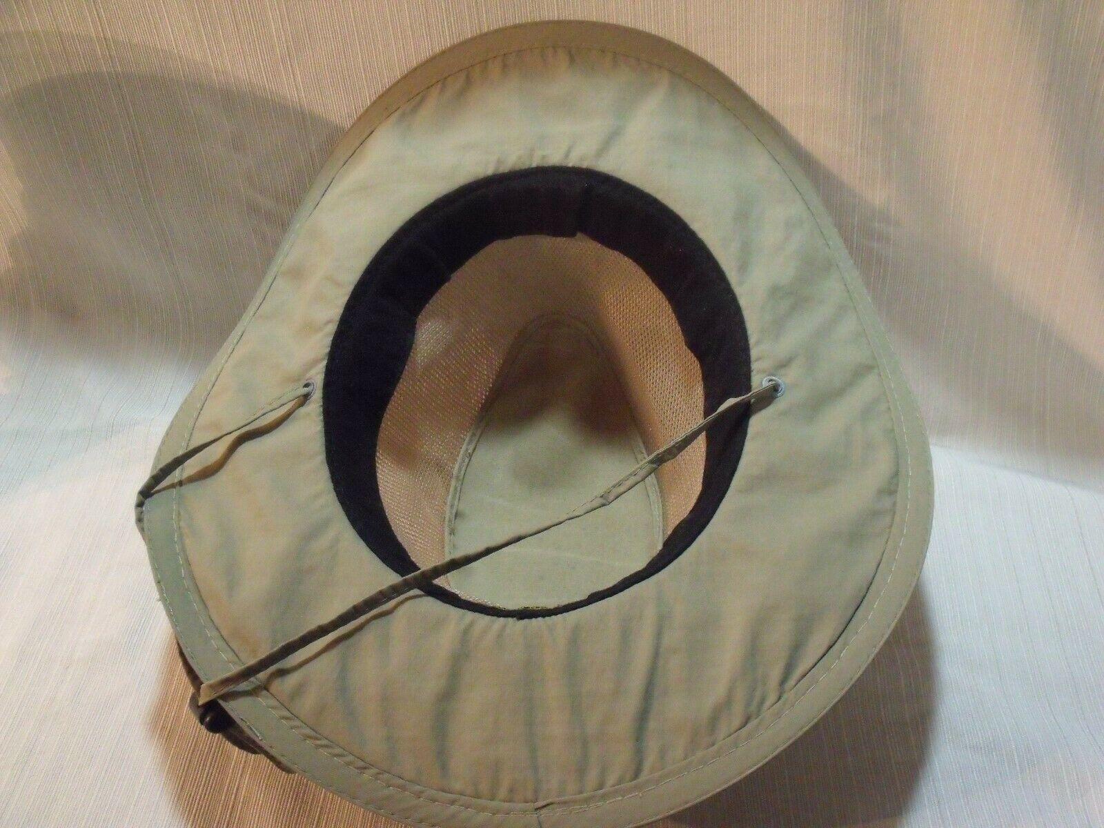 DPC Dorfman Pacific Co Wide Brim Airflow Hat Large image 4