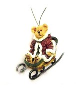 "Boyds Longaberger Ornament ""Holly Merrybeary"" #25779LB-Longaberger Exclu... - $44.99"