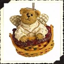 "Boyds Longaberger Ornament ""Melody Angelbeary"" #257040LB-LE -NIB-2003 -R... - $23.99"