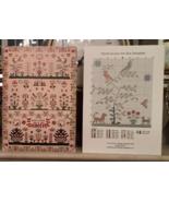 Sampler Card: Isabella Uffindell cross stitch Hands Across The Sea Sampl... - $2.20
