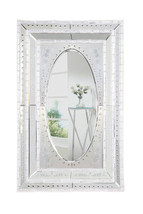 "Elegant Lighting Murano 52.4""H Clear Mirror - S... - $364.20"