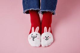 LINE Friends CONY Women Odd Socks Casual Sports Dress Athletic Character... - $231,59 MXN