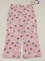 CARTERS  NWT  GIRLS SIZE 4T PANTS PINK FLORAL POP OF DAISIES FLOWERS DAI... - $9.25