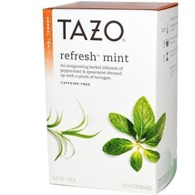 Tazo Herbal Tea Refresh Mint - $7.87