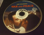 War and Peace - Disc 2 (DVD) - Disc 2 Only!!!!