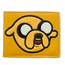 Adventure Time: Jake Head Bi-Fold Wallet Brand NEW! - $19.99