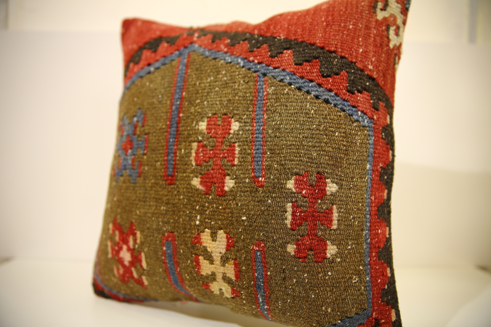 Kilim Pillows |16x16 | Decorative Pillows | 1568 | Accent Pillows turkish pillow