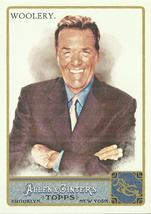2011 Topps Allen and Ginter #223 Chuck Woolery  - $0.50
