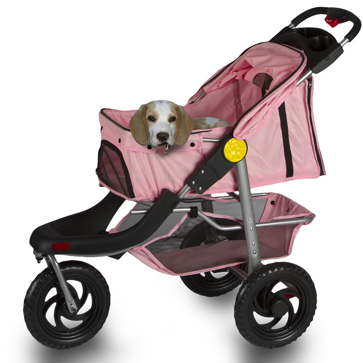 photo booth background ideas - New OxGord 3 Wheel Walk Jogger Pet Stroller Cat Dog Travel