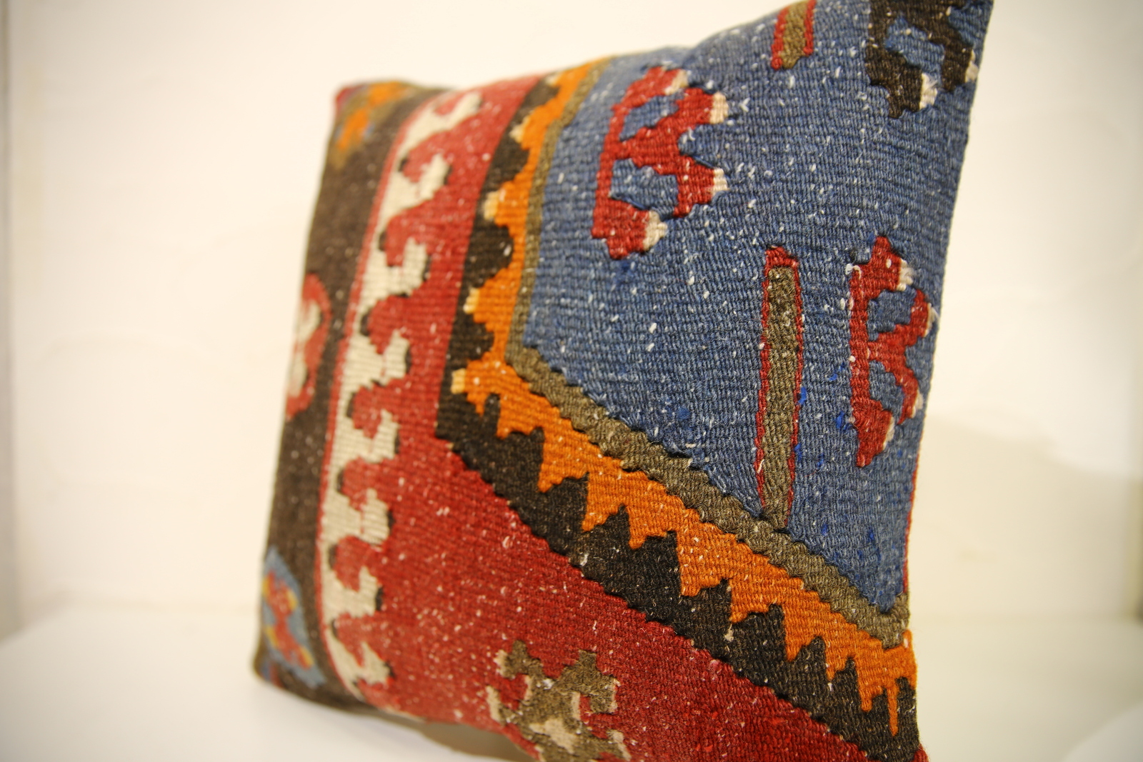 Kilim Pillows |16x16 | Decorative Pillows | 1581 | Accent Pillows turkish pillow