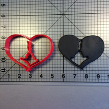 Heart Man and Woman Cookie Cutter - $5.00+