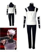 Naruto Kakashi Anbu Cosplay Costume New Outfit - £84.88 GBP