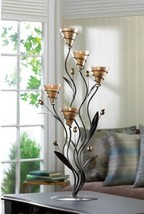 10015658 Gallery of Light Golden Candle Cups - $37.99