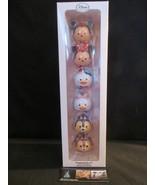 Christmas Ornament Tsum Tsum set of Six Disney Store Mickey Mouse Minnie... - $55.71