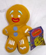 """2007 MGA, Gingy 6"""" Plush Figure/Toy, Shrek - $44.95"""