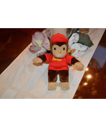 "Curious George by GUND Margret Rey 10"" Plush To... - $24.01"