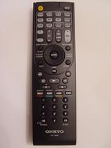 Onkyo RC-799M Remote Control Part # 24140799 - $42.99