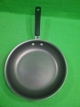 Tramontina 10 Inch Non-Stick Skillet ~ Fry Pan ~ Red ~ Porcelain Enamel ... - $25.19