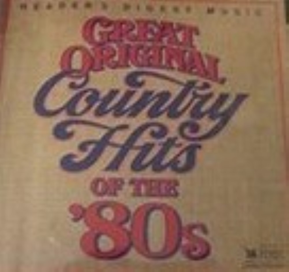 Great Original Country Hits of the '80s Cd