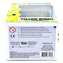 Funko Pop! Peeps Yellow Bunny #06 Easter Candy Theme Vinyl Action Figure image 5