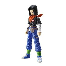 NEW Figure-rise Standard Dragon Ball ANDROID #17 Model Kit BANDAI from J... - $34.26