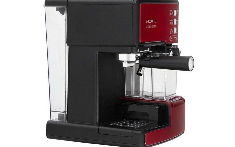 Coffee Maker Cafe Latte : Premium Espresso Maker Coffee Machine Cappuccino Cafe Latte System Barista Red U - Espresso Machines