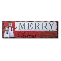 Joveco Decorative Wood Wall Hanging Sign Plaque... - $14.84