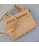 Handbag Purse by Frankie and Johnnie in Butterscotch Brown  - $20.00