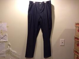 Used Great Condition Westport Woman Denim Cotton Blend Dark Navy Jeans