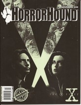 HorrorHound Magazine Spring 2016 Annual X-Files Scariest Episodes The Sh... - $9.95