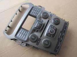 OEM 2011-2015 Ford Explorer Instrument Panel Radio Heater AC Control Cover Unit - $79.99