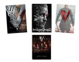 Vikings  Seasons 1-4,  DVD NEW (Free Shipping) - $64.95