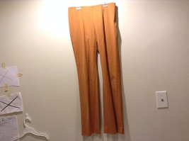 Used Great Condition Helics and Luna Size 4 Orange Side Zip Pants